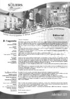 Soliers Infos juillet-Août 19