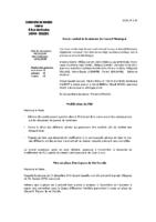 Conseil municipal 10-05-2019