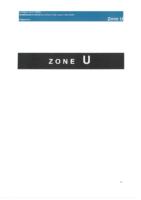 zone U
