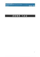zone 1AU bis