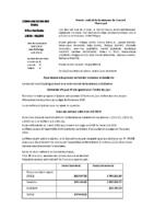Conseil Municipal 06-03-2020